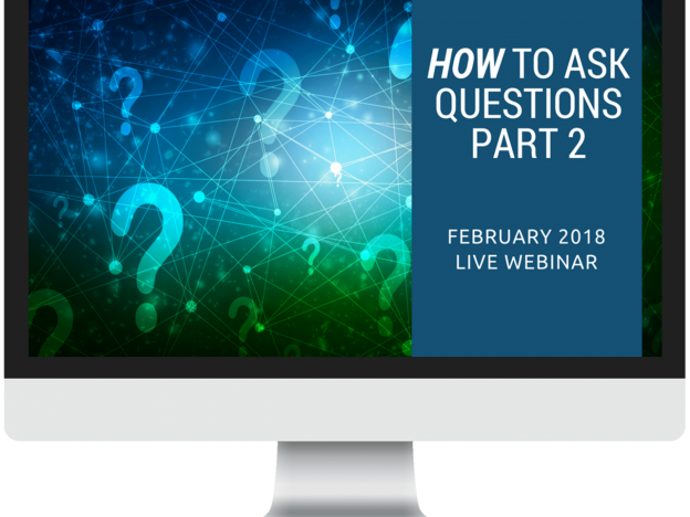 February 2018 - How to Ask Questions – Part II course image