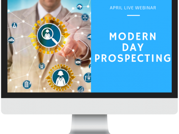 April 2018 – Modern Day Prospecting (delivered live from Las Vegas) course image