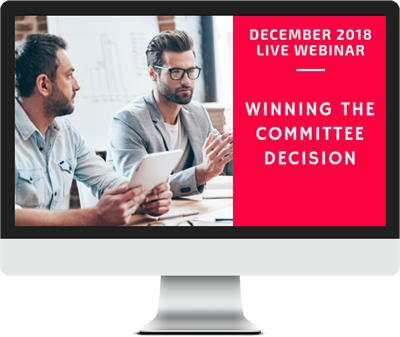 December 2018 – Winning the Committee Decision course image