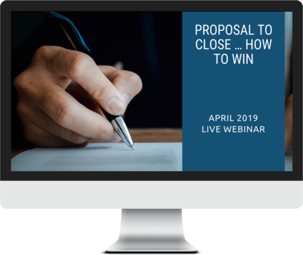 April 2019 – Proposal to Close...How to Win course image