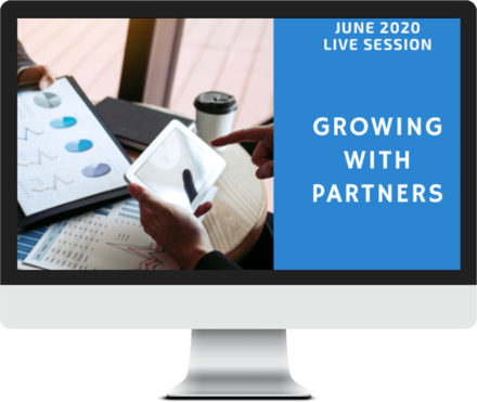 June 2020 – Growing with Partners course image