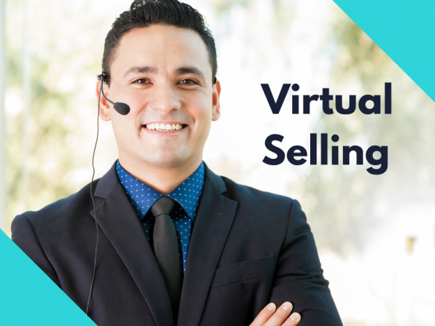Virtual Selling course image
